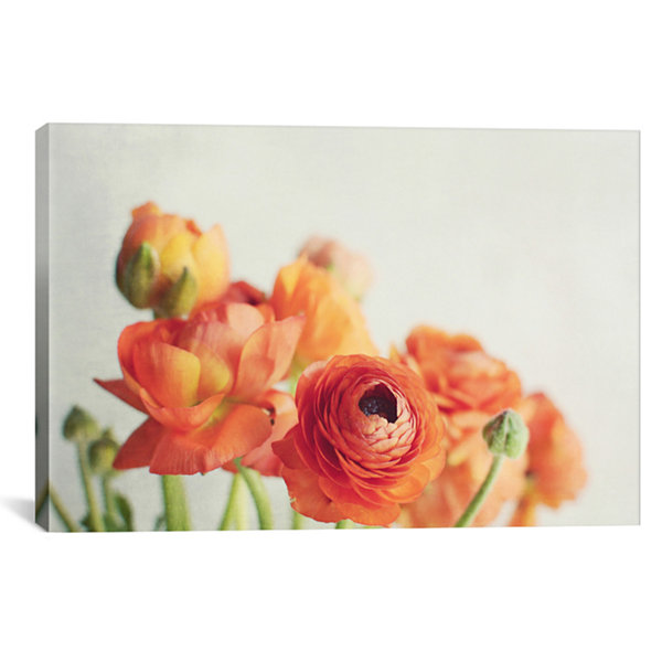 Orange You Glad by Lupen Grainne Canvas Print