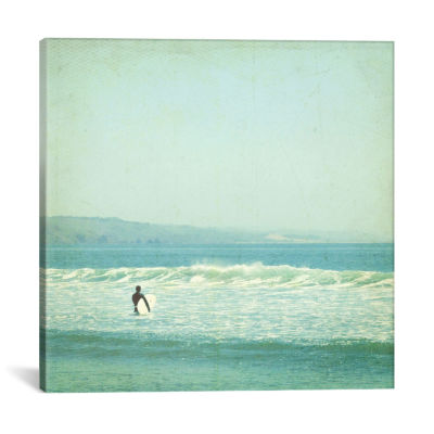 Sunday Surf by Lupen Grainne Canvas Print