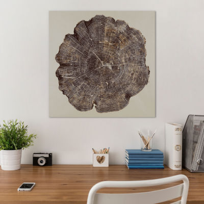 Timber I by Danielle Carson Canvas Print