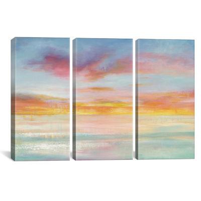 Pastel Sky by Danhui Nai Canvas Print