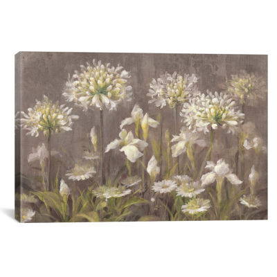 Spring Blossoms by Danhui Nai Canvas Print