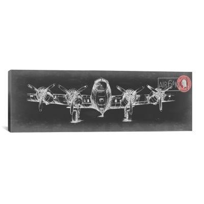 Aeronautic Collection VI by Ethan Harper Canvas Print