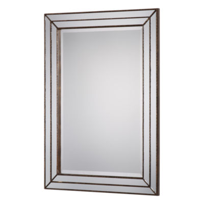 Xerin Bronze Wall Mirror