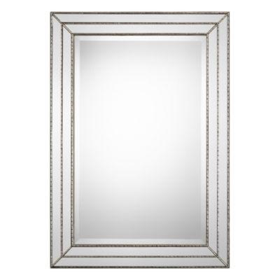 Xerin Silver Wall Mirror