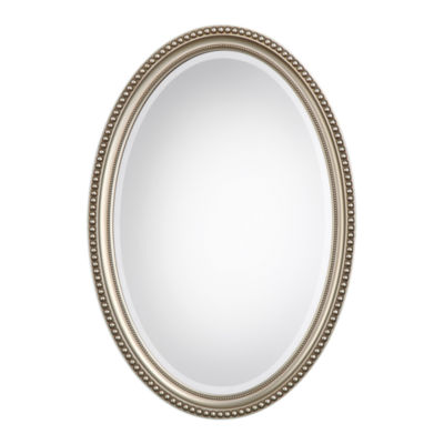 Elnora Oval Wall Mirror