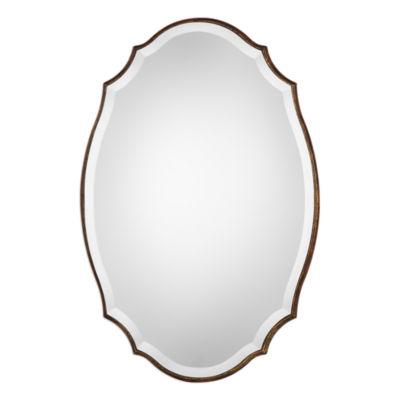 Taelyn Oval Wall Mirror