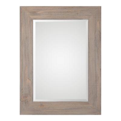 Broen Wood Wall Mirror