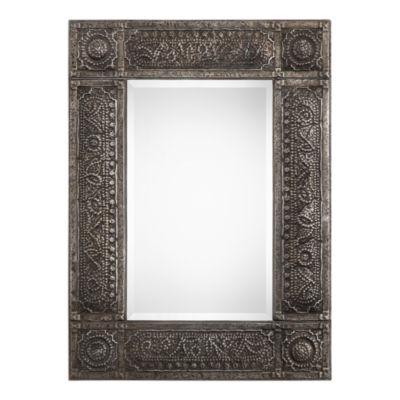 Geena Metal Wall Mirror