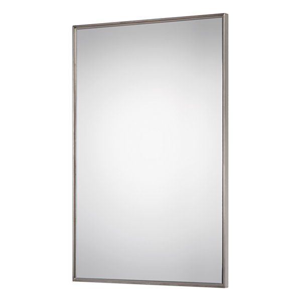 Razi Brushed Wall Mirror