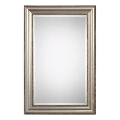 Quinn Antique Beaded Wall Mirror