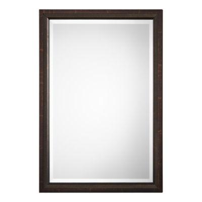 Clari Triple Beaded Wall Mirror