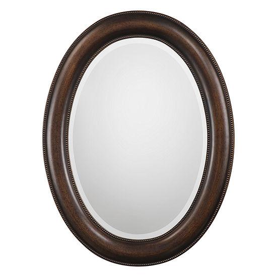 Mandie Oval Wall Mirror