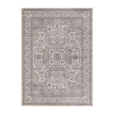 Concord Global Trading Kashan Collection Heriz Area Rug