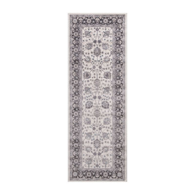 Concord Global Trading Lara Collection Vase Area Rug