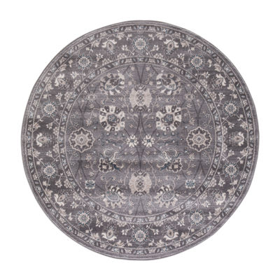 Concord Global Round Rugs