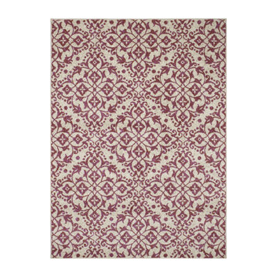Concord Global Trading New Casa Collection Medallions Area Rug