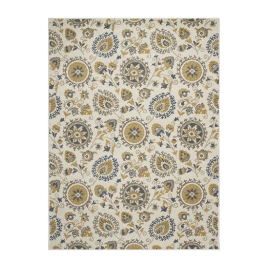 Concord Global Trading New Casa Collection SuzaniArea Rug