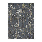 Concord Global Trading New Casa Collection Trees Area Rug