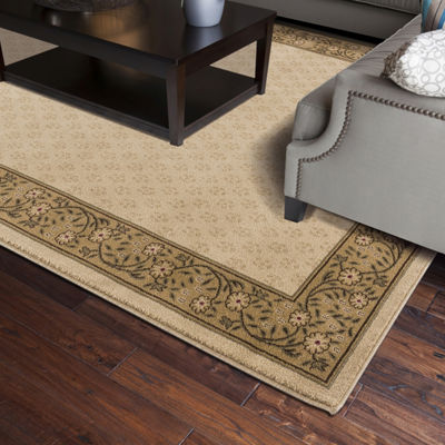Concord Global Trading Jewel Collection Harmony Area Rug