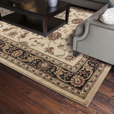 Concord Global Trading Jewel Collection Marash Area Rug