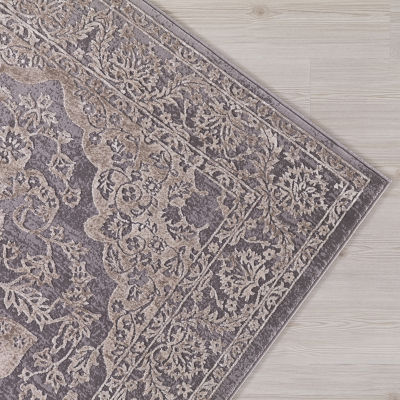 Concord Global Trading Thema Collection Serapi Area Rug