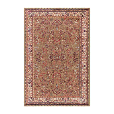Concord Global Trading Jewel Collection Sarouk Area Rug