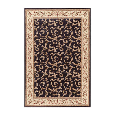 Concord Global Trading Jewel Collection Veronica Area Rug