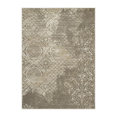 Concord Global Trading New Casa Collection VintageArea Rug