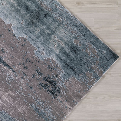 Concord Global Trading Thema Collection Lakeside Area Rug