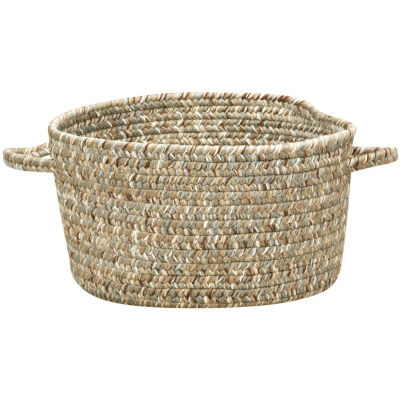 Capel Inc. Sea Pottery Braided Basket