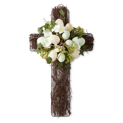 JCPenney Home Decorative Cross