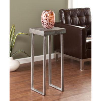 Modern Life Furniture Pedestal Accent Table