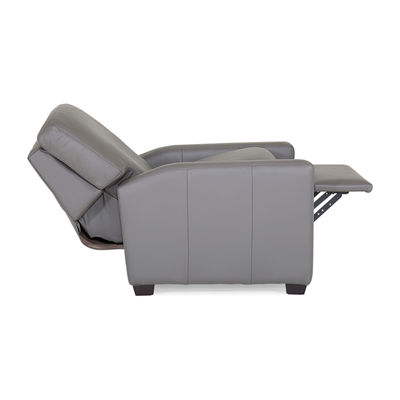 Leather Possibilities Quick Ship Track-Arm Recliner