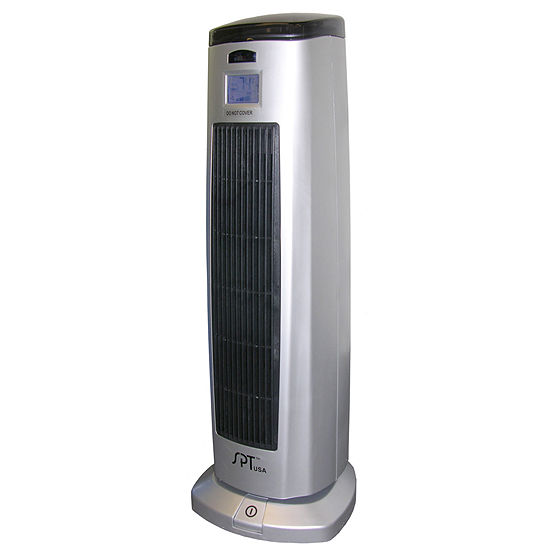 SPT SH-1508: Tower Ceramic Heater with Ionizer