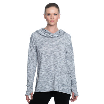 Gaiam Relaxed Long Sleeve Hoodie
