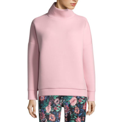 Project Runway Funnel Neck Sweatshirt