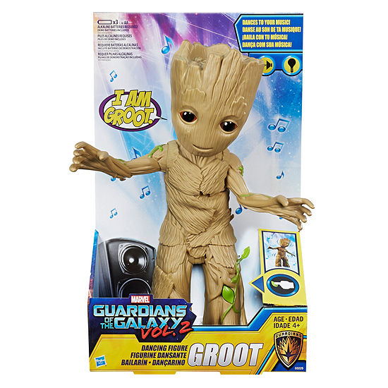 Marvel Marvel Guardians Of The Galaxy Dancing Groot