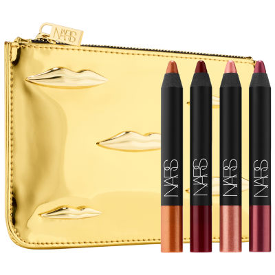 NARS x Man Ray: The Kiss Velvet Matte Lip Pencil Set