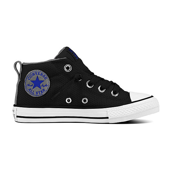 238223598ecd Converse Chuck Taylor All Star Street Mid Boys Sneakers Little Kids JCPenney