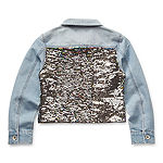 Blue Spice Big Girls Denim Jacket
