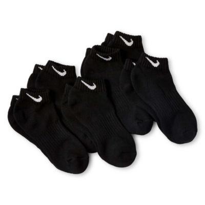 Nike 6PK Low Cut Sock- Boys