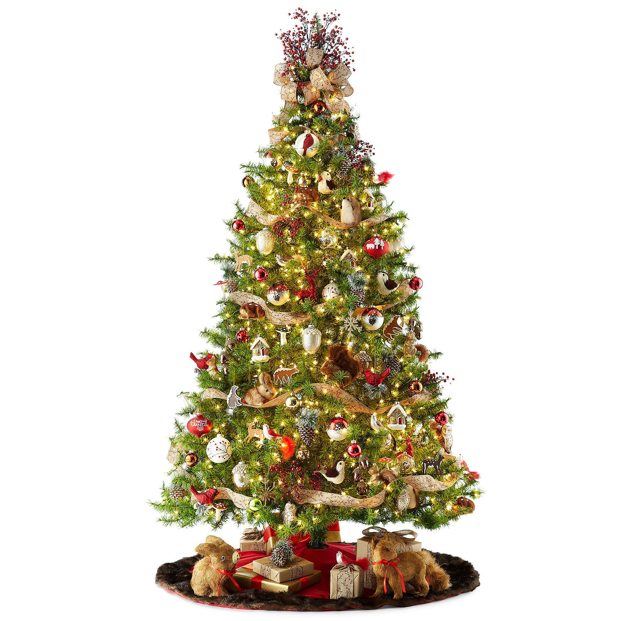 9 Foot Christmas Tree - Buy 9 Ft Artificial Christmas ...
