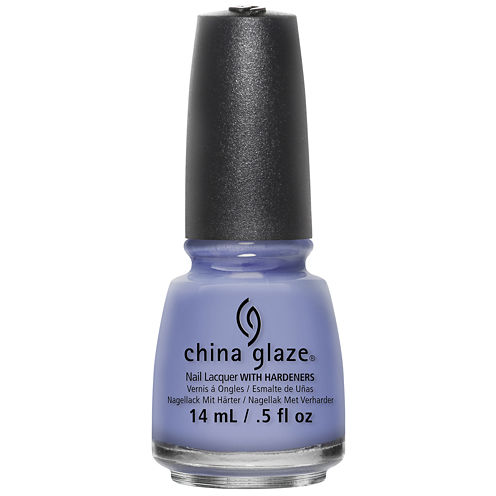China Glaze® Secret Peri-Wink-le Nail Polish - .5 oz.