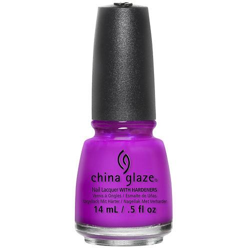 China Glaze® Purple Panic Nail Polish - .5 oz.