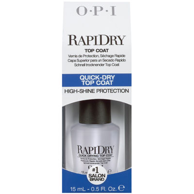 OPI RapiDry Top Coat - .5 oz.
