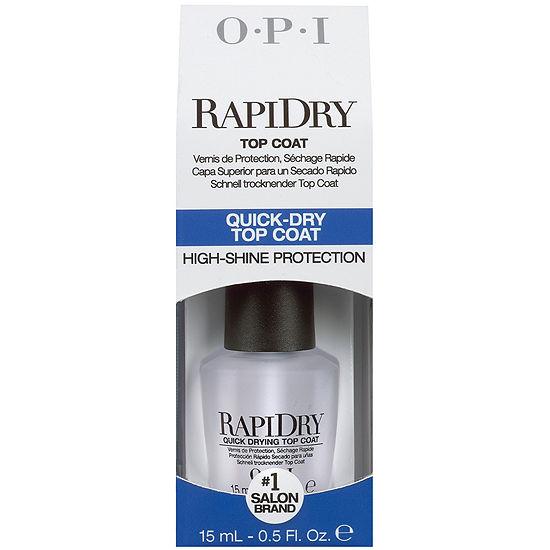 OPI RapiDry Top Coat - .5 oz.