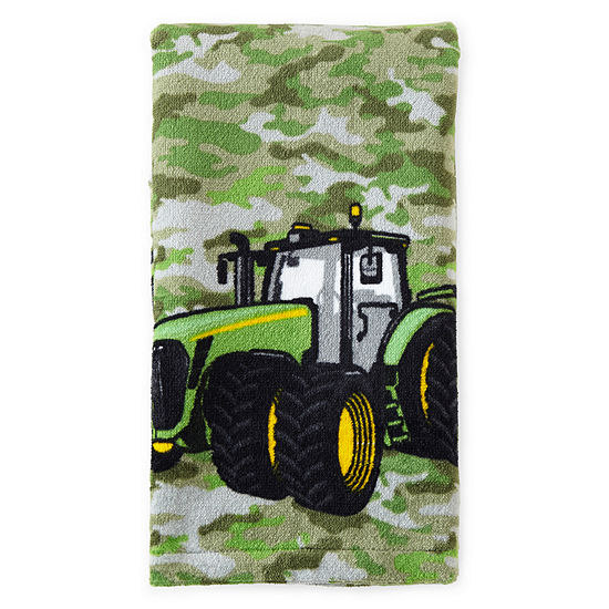 John Deere Bathroom Decor: John Deere Hand Towel