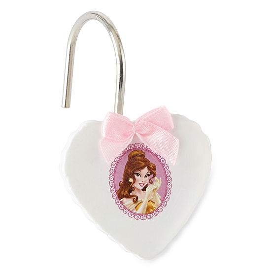 Disney Princess Shower Curtain Hooks