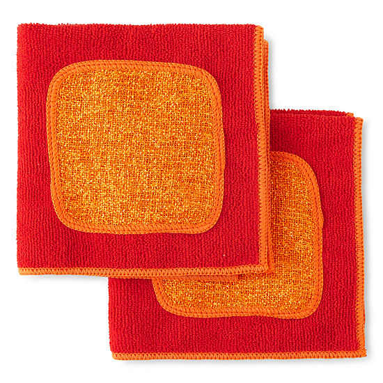 JCPenney Home™ Utility Set of 2 Dishcloths