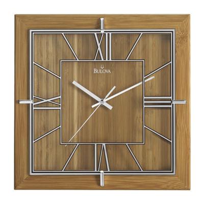 Bulova® Studio Clock -C4645